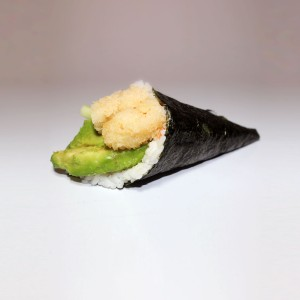Temaki tempura