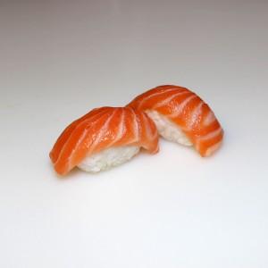 Niguiri salmón