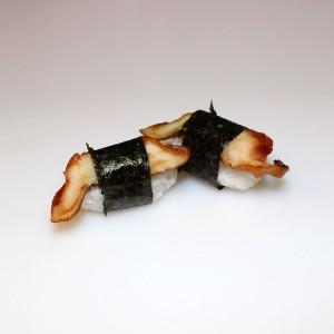 Niguiri anguila