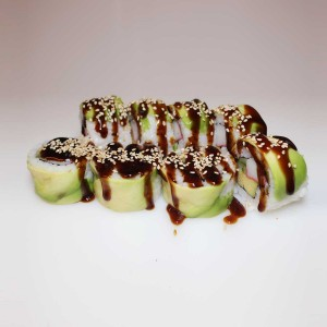 aguacate-california-roll