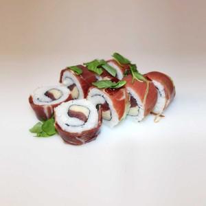 jamón-roll
