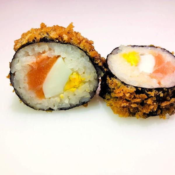 tempura-salmon-roll