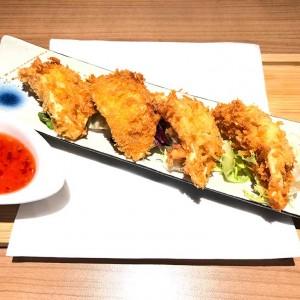 Tempura-Gyosa-pollo